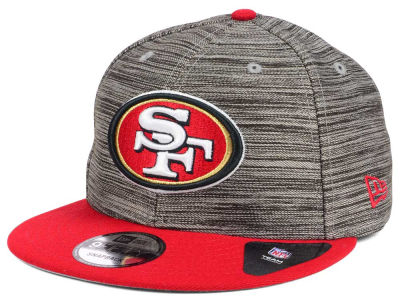 San Francisco 49ers New Era NFL Blurred Trick 9FIFTY Snapback Cap