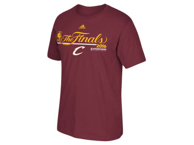 Cleveland Cavaliers adidas NBA Men's Locker Room Conference Champ T-Shirt