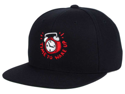 D9 Reserve Wake Up Snapback Hat