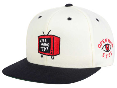 D9 Reserve Kill Your TV Snapback Hat