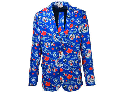 Toronto Blue Jays MLB Men's Team Jacket & Tie Set