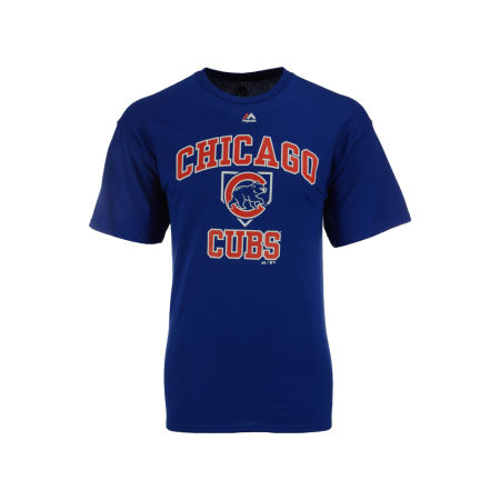 Chicago Cubs MLB Men's Hit And Run T-Shirt