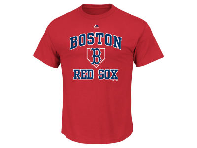 Boston Red Sox MLB Men's Hit and Run T-Shirt