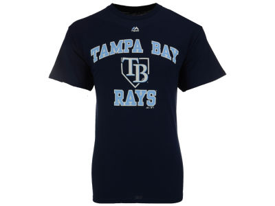 Tampa Bay Rays MLB Men's Hit and Run T-Shirt