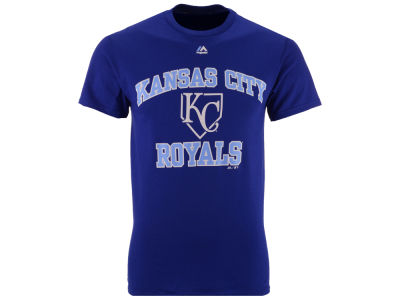 Kansas City Royals MLB Men's Hit and Run T-Shirt