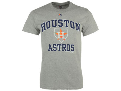 Houston Astros MLB Men's Hit and Run T-Shirt