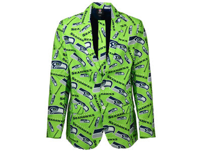 Seattle Seahawks NFL Men's Team Jacket & Tie