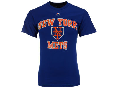 New York Mets MLB Men's Hit and Run T-Shirt
