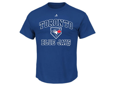 Toronto Blue Jays MLB Men's Hit and Run T-Shirt