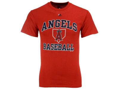 Los Angeles Angels MLB Men's Hit and Run T-Shirt