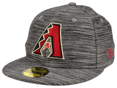 Arizona Diamondbacks New Era MLB Blurred Trick 59FIFTY Cap