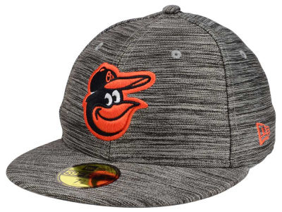 Baltimore Orioles New Era MLB Blurred Trick 59FIFTY Cap