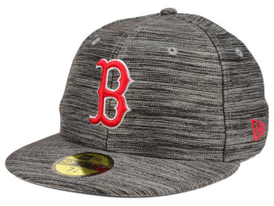 Boston Red Sox New Era MLB Blurred Trick 59FIFTY Cap