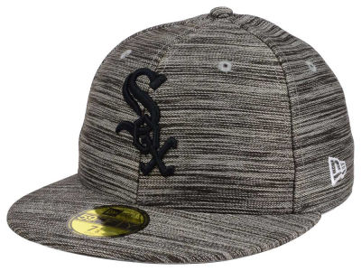 Chicago White Sox New Era MLB Blurred Trick 59FIFTY Cap