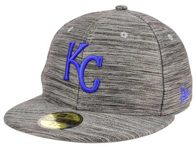 Kansas City Royals New Era MLB Blurred Trick 59FIFTY Cap