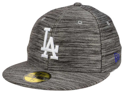 Los Angeles Dodgers New Era MLB Blurred Trick 59FIFTY Cap