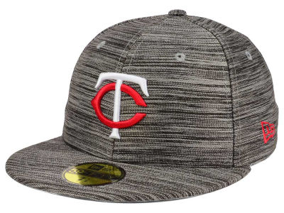 Minnesota Twins New Era MLB Blurred Trick 59FIFTY Cap