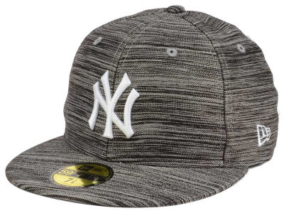 New York Yankees New Era MLB Blurred Trick 59FIFTY Cap