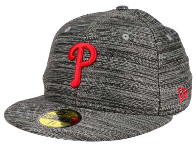 Philadelphia Phillies New Era MLB Blurred Trick 59FIFTY Cap