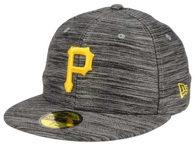 Pittsburgh Pirates New Era MLB Blurred Trick 59FIFTY Cap