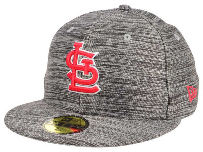 St. Louis Cardinals New Era MLB Blurred Trick 59FIFTY Cap