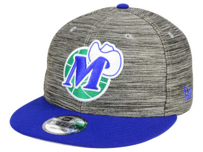 Dallas Mavericks New Era NBA HWC Blurred Trick 9FIFTY Snapback Cap