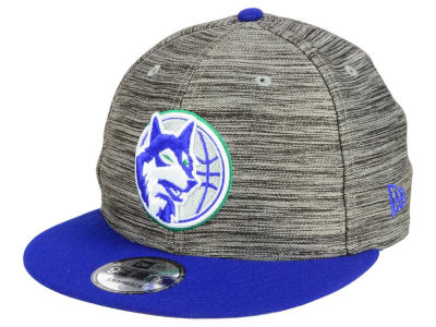 Minnesota Timberwolves New Era NBA HWC Blurred Trick 9FIFTY Snapback Cap