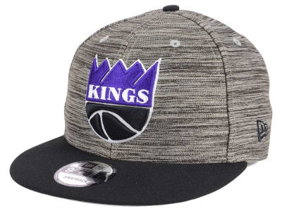 Sacramento Kings New Era NBA HWC Blurred Trick 9FIFTY Snapback Cap