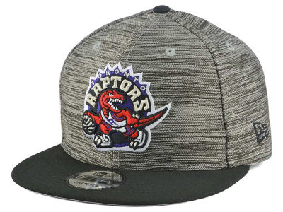 Toronto Raptors New Era NBA HWC Blurred Trick 9FIFTY Snapback Cap