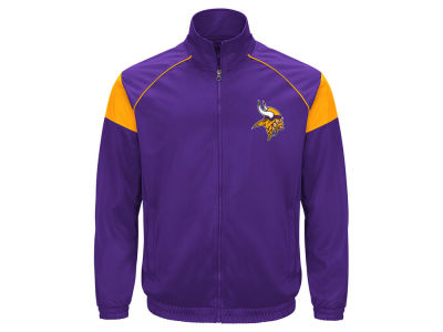 Minnesota Vikings GIII NFL Men's Track Jacket
