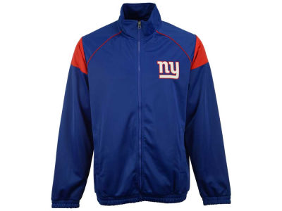 New York Giants GIII NFL Men's Track Jacket