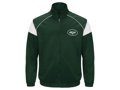 New York Jets GIII NFL Men's Track Jacket