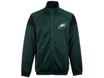 Philadelphia Eagles GIII NFL Men's Track Jacket