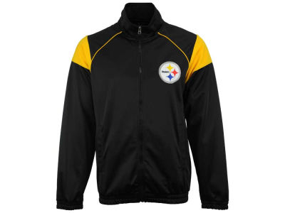 Pittsburgh Steelers G-III Sports NFL Men's Track Jacket