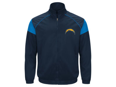 Los Angeles Chargers GIII NFL Men's Track Jacket