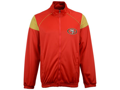 San Francisco 49ers GIII NFL Men's Track Jacket
