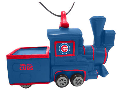 Chicago Cubs Team Train Ornament