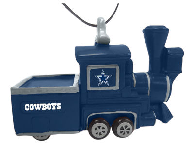 Dallas Cowboys Team Train Ornament