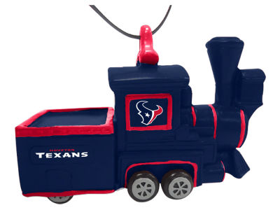 Houston Texans Team Train Ornament