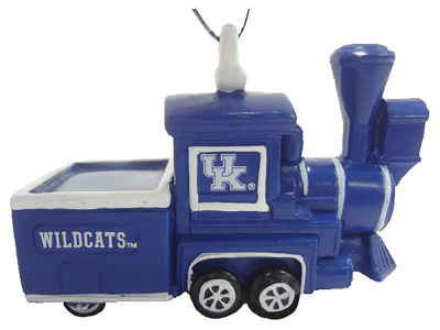 Kentucky Wildcats Team Train Ornament