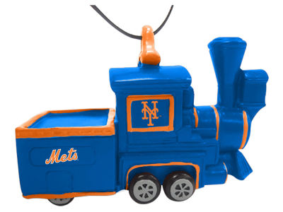 New York Mets Team Train Ornament