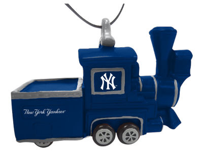 New York Yankees Team Train Ornament