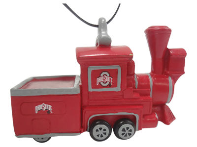 Ohio State Buckeyes Team Train Ornament