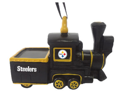 Pittsburgh Steelers Team Train Ornament
