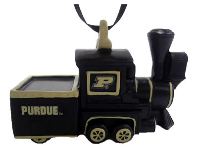 Purdue Boilermakers Team Train Ornament