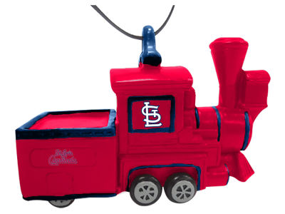 St. Louis Cardinals Team Train Ornament