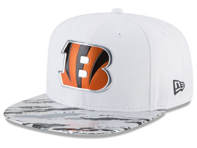 Cincinnati Bengals New Era 2016 NFL On Field Color Rush 9FIFTY Snapback Cap