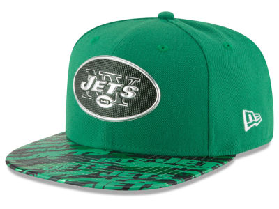 New York Jets New Era 2016 NFL On Field Color Rush 9FIFTY Snapback Cap