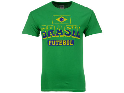 Brazil National Team Men's Global Game T-Shirt