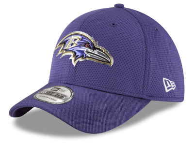 Baltimore Ravens New Era 2016 NFL On Field Color Rush 39THIRTY Cap